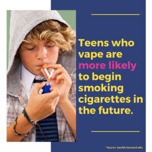 Vaping fact