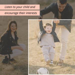 encourage kids