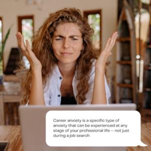 career anxiety