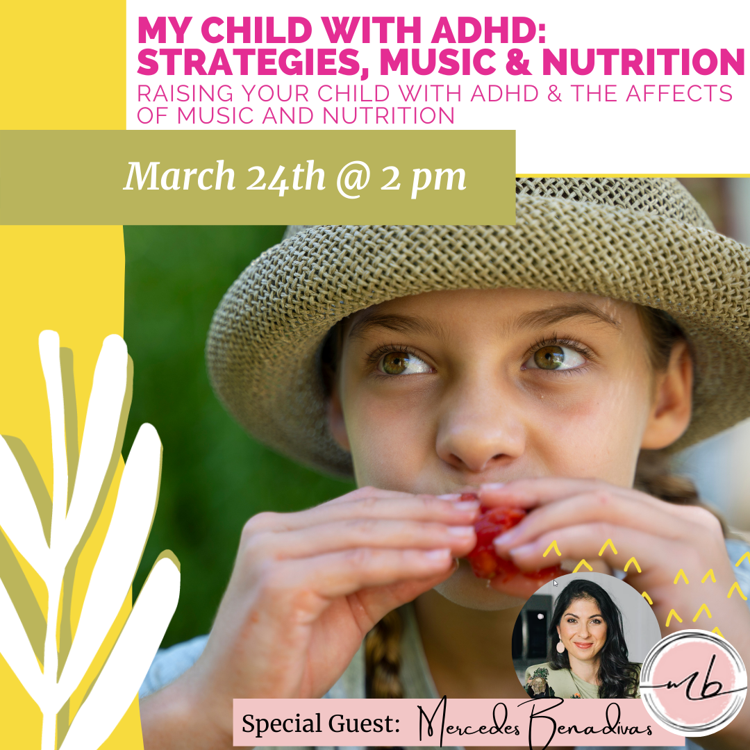Child with ADHD